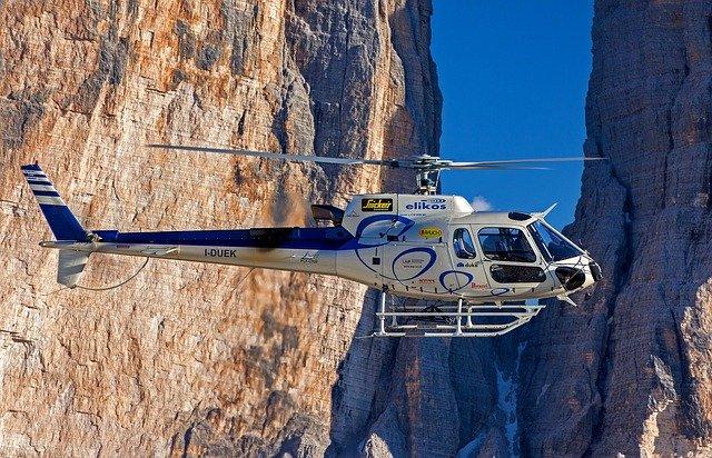 bapteme helicoptere sport decouverte